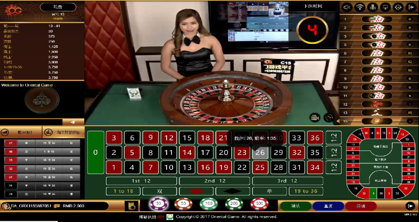 Advantages of Playing Live Casino Gambling Through the Internet