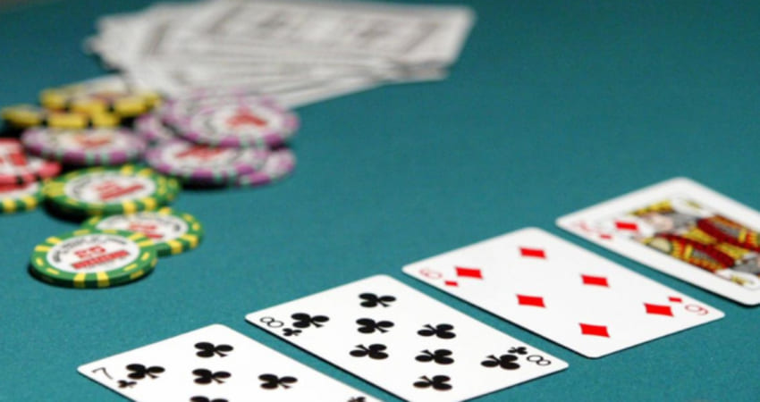 Mechanisms for placing bets on trusted online poker sites