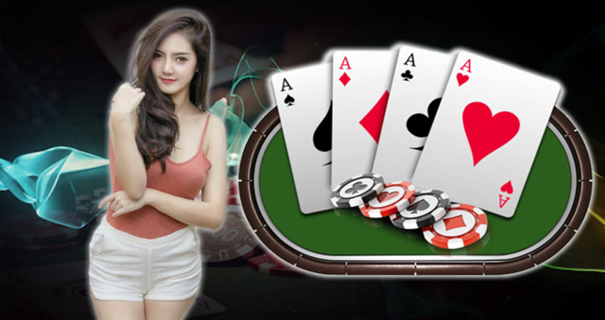 One of the most popular games on Indonesian online poker sites