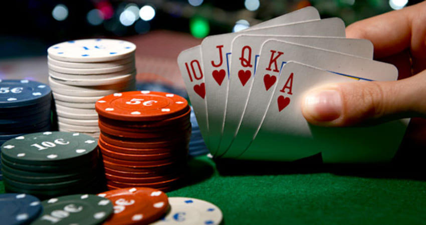 Terms of Online Poker Games