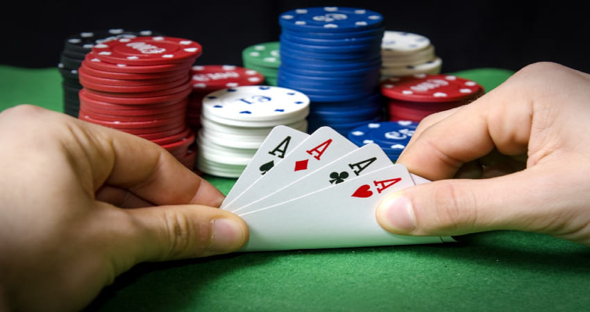 The Main Characteristics Of A Trusted Online Poker Site