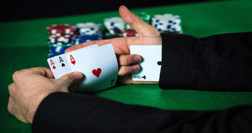 The Importance of Selective Choosing Poker Gambling on the Internet