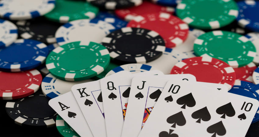 Illegal online gambling site or not?